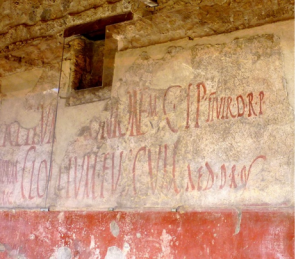 Grafiti de Pompeya