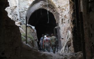 Destrucción del patrimonio en Irak y Siria