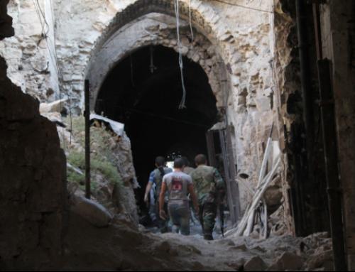 La destrucción del patrimonio en Irak y Siria