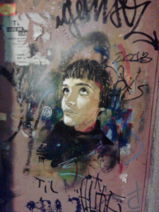Grafiti actual