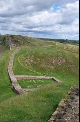 Muro de Adriano en Britannia