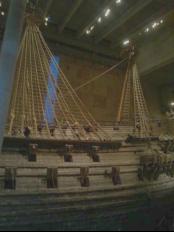 Detalle interior museo