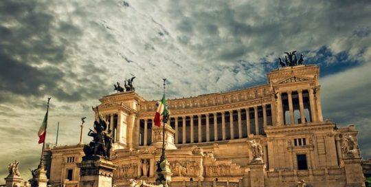 portada audioguía Roma