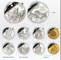 Regalo de museos: monedas