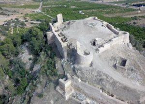 Audioguía de Castell Vell de Castelló de la Plana