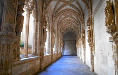 portada audioguía Monasterio San Juan de los Reyes