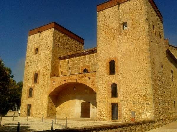 portada de la audioguía del Museo Arqueológico de Badajoz en Español - AudioViator