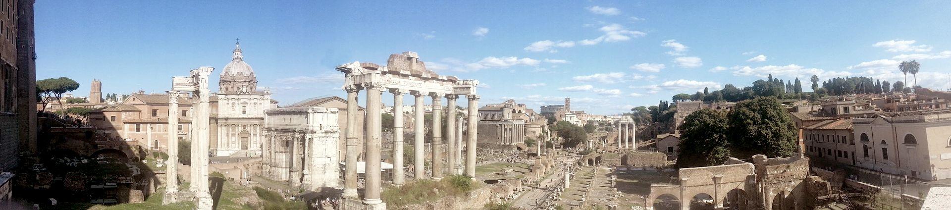 Audioguías de Roma