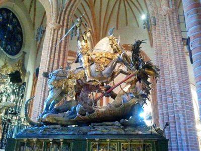 portada audioguía Catedral de Estocolmo