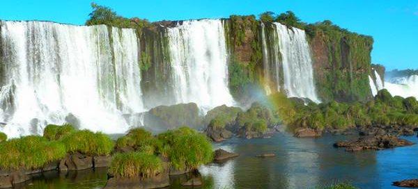 portada audioguía Cataratas del Iguazú