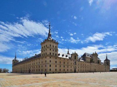 portada audioguía Monasterio del Escorial