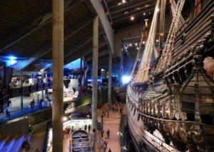 portada audioguía Museo Vasa Estocolmo