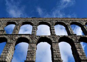 portada audioguía Acueducto de Segovia