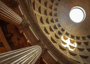 portada audioguía Panteón de Agripa