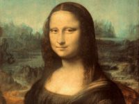 portada audioguía de La Mona Lisa