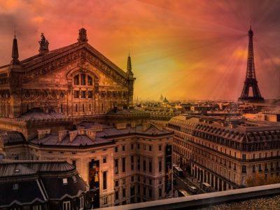 portada audioguía de París