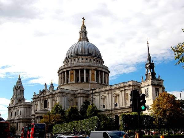 portada audioguía Catedral de Saint Paul Londres