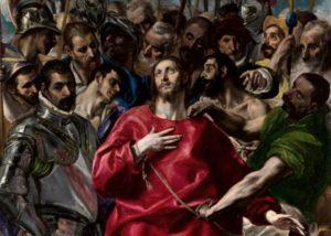 portada audioguía El Expolio El Greco Toledo