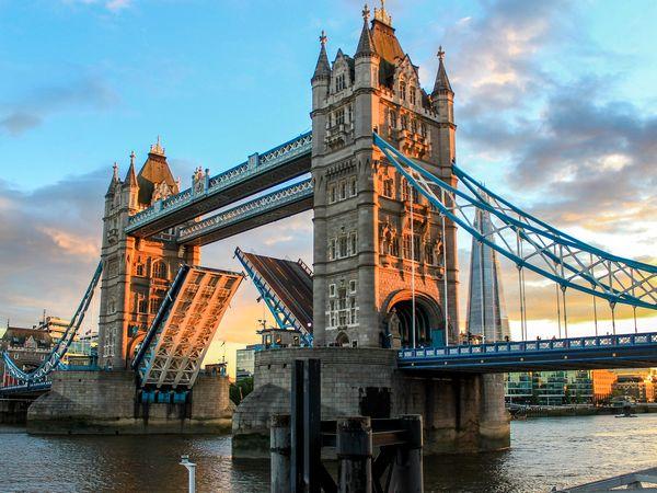 portada audioguía Tower Bridge