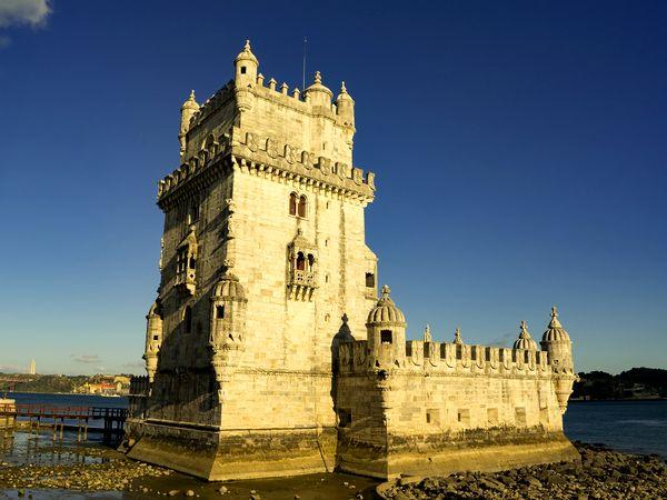portada audioguía Torre de Belém, Lisboa