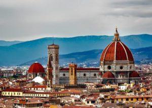 portada audioguía Florencia