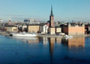 portada audioguía Isla de los Caballeros_Estocolmo_Suecia