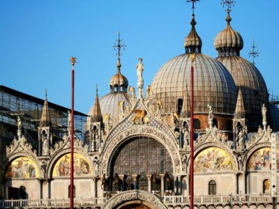 portada audioguía Basílica de San Marcos Venecia