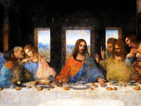 portada audioguía La Última Cena Leonardo da Vinci