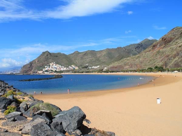 portada audioguía Playa de Las Teresitas_Tenerife_Canarias
