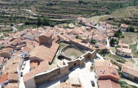 audioguia Les Muralles de Portell de Morella