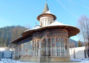 portada audioguía Monasterio Voronet_Rumanía_ES